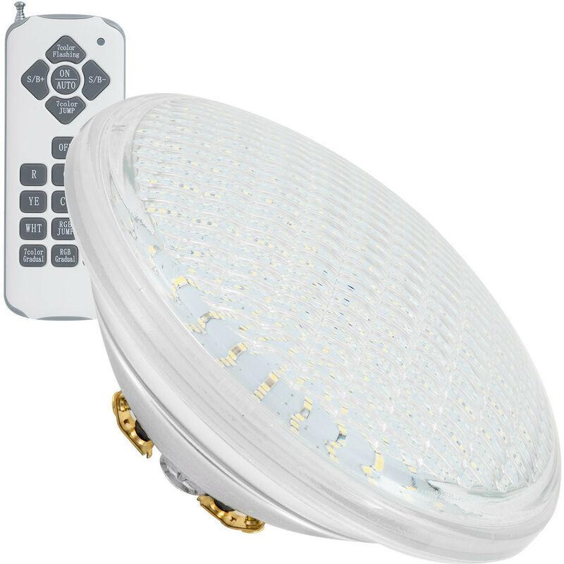 Ledkia - Lampadina LED Sommergibile PAR56 RGB 18W RGB