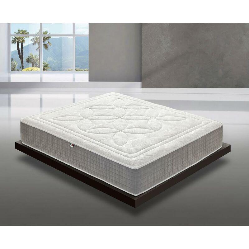 materassiedoghe materasso 'volterra' in memory foam mymemory altezza 28 140x190