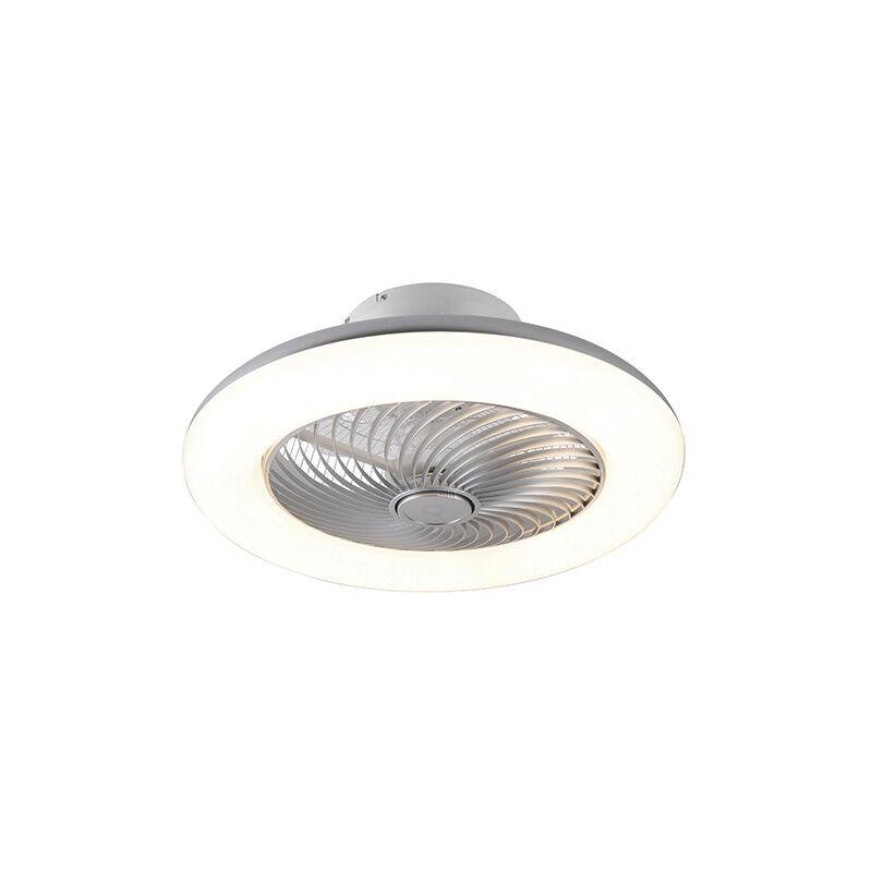 qazqa ventilatori da soffitto clima - design