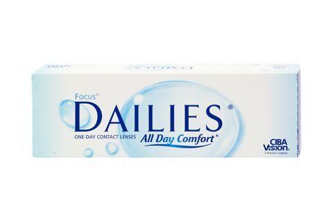 Alcon Focus Dailies All Day Comfort (30 pz), Lenti a contatto giornaliere