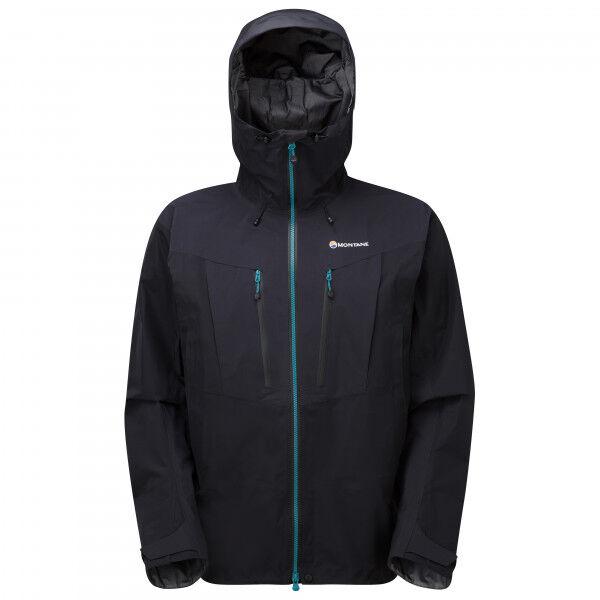 Montane Endurance Pro Jacket Giacca antipioggia (S, nero)