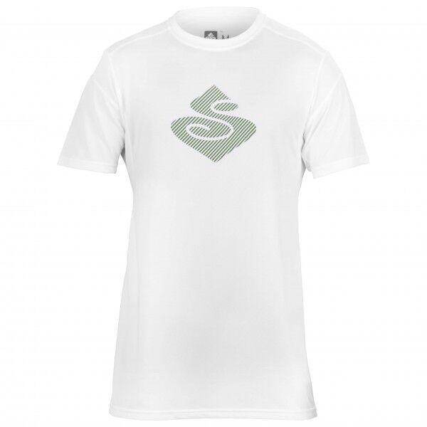 Sweet Hunter S/S Jersey Maglietta da ciclismo (S, bianco/grigio)