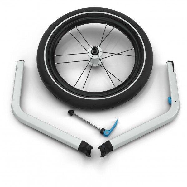 Thule Chariot Jog Kit 2 Rimorchi bicicletta nero