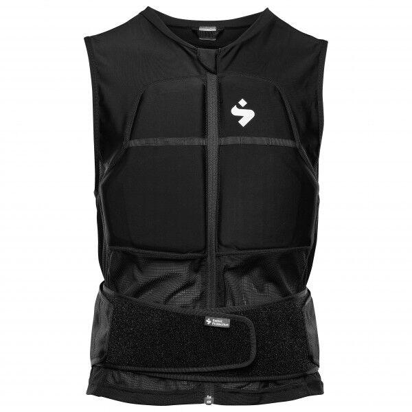 Sweet Enduro Race Vest Protezione (M, nero)