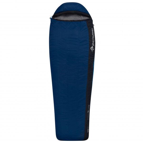 Sea to Summit Trailhead ThII Sacco a pelo sintetico (Long, blu)
