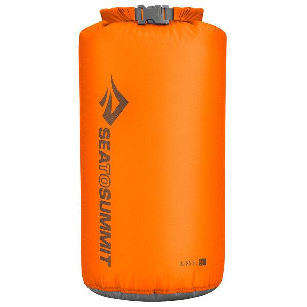 Sea to Summit Ultra-Sil Dry Sack Sacca impermeabile (13 l, rosso/arancione)