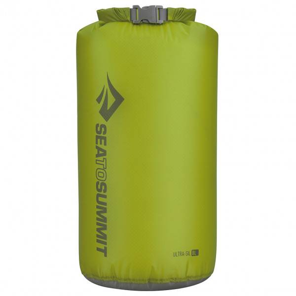 Sea to Summit Ultra-Sil Dry Sack Sacca impermeabile (20 l, giallo/verde)