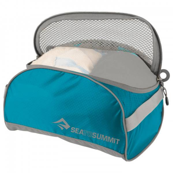 Sea to Summit Packing Cell Sacca impermeabile (L, turchese/grigio/bianco)