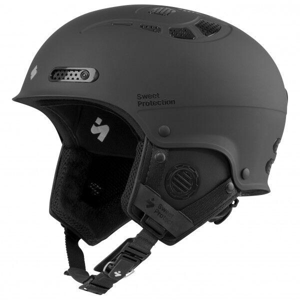 Sweet Igniter II Helmet Casco da sci (L/XL, nero)
