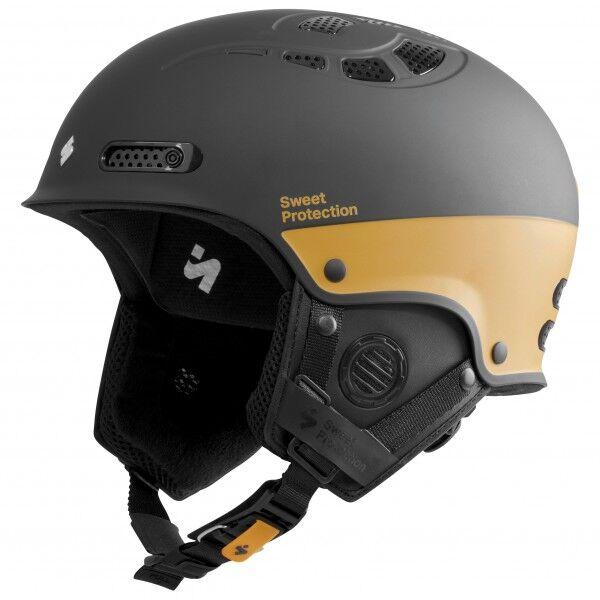 Sweet Igniter II Helmet Casco da sci (XXL, nero/grigio)