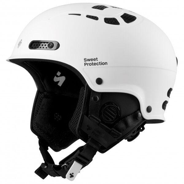 Sweet Igniter II Helmet Casco da sci (M/L, nero/grigio/bianco)