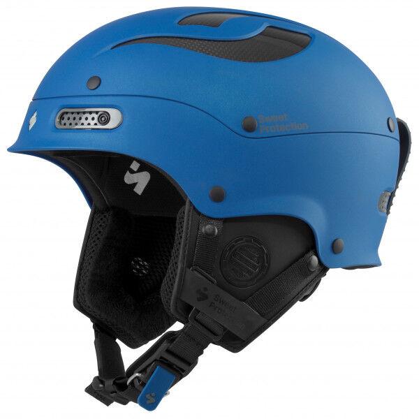 Sweet Trooper II Helmet Casco da sci (M/L;S/M, nero/bianco;blu/nero)