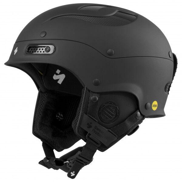 Sweet Trooper II MIPS Helmet Casco da sci (S/M, nero)