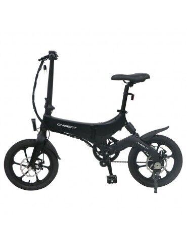 ONEBOT S6 Bicicletta Elettrica Pieghevole - Nera