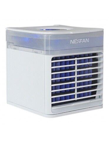 NexFan Ultra Condizionatore Portatile Con UV- Bianco