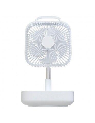 Ventilatore Smart Portatile - Bianco