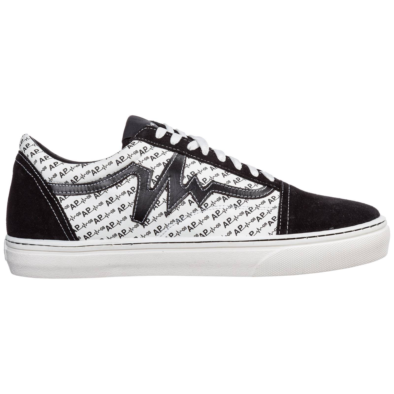 AP08 Scarpe sneakers donna in pelle monogram