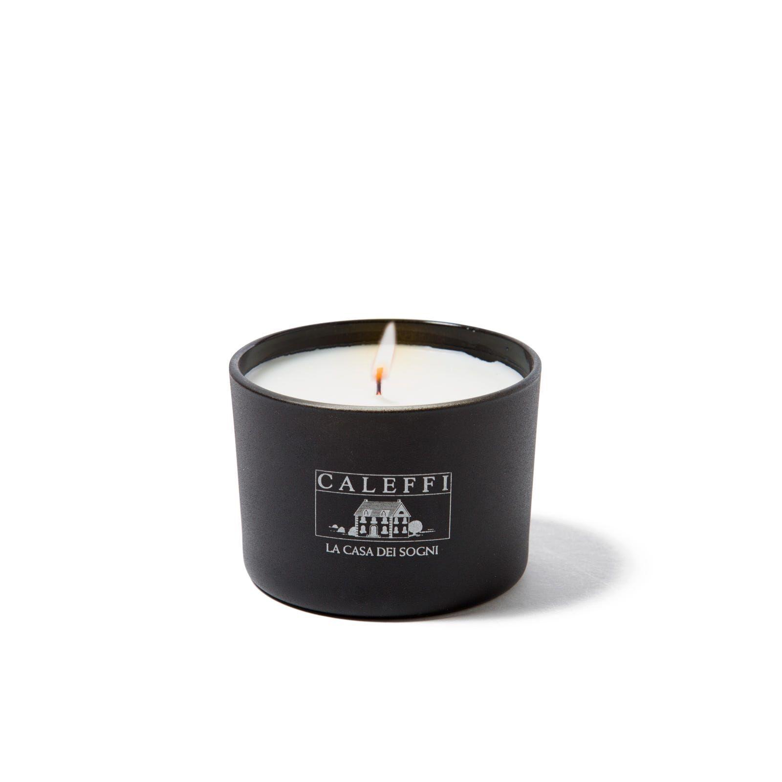 caleffi candela profumata pepe nero piccole
