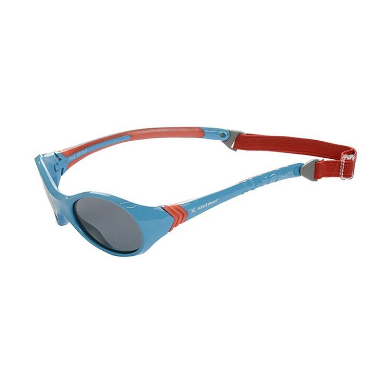SLOKKER Occhiale sci Slokker 510 polar (Colore: azzurro, Taglia: UNI)