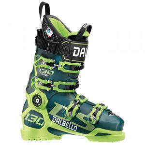 DALBELLO Scarponi sci Dalbello Ds 130 (Colore: blu petrolio-verde, Taglia: 27)