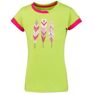 Columbia T-shirt Columbia Lost Trail (Colore: fucsia-rosa, Taglia: 2XS)