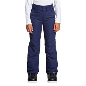 Roxy RX Girls Pantalone snow Backyard Girl Pt (Colore: MEDIEVAL BLUE, Taglia: 10)