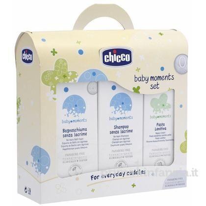 Chicco Set Bagno Shampoo + Pasta Protettiva
