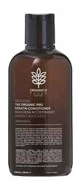 Sma Srl Organics Pharm Keratin Conditioner Extracts Of Silk