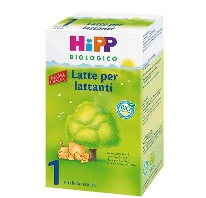 Hipp Italia Srl Hipp Latte 1 In Polvere Per Lattanti 600 G