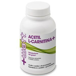 + Watt Srl Acetil L Carnitina+ 75 Compresse +WATT