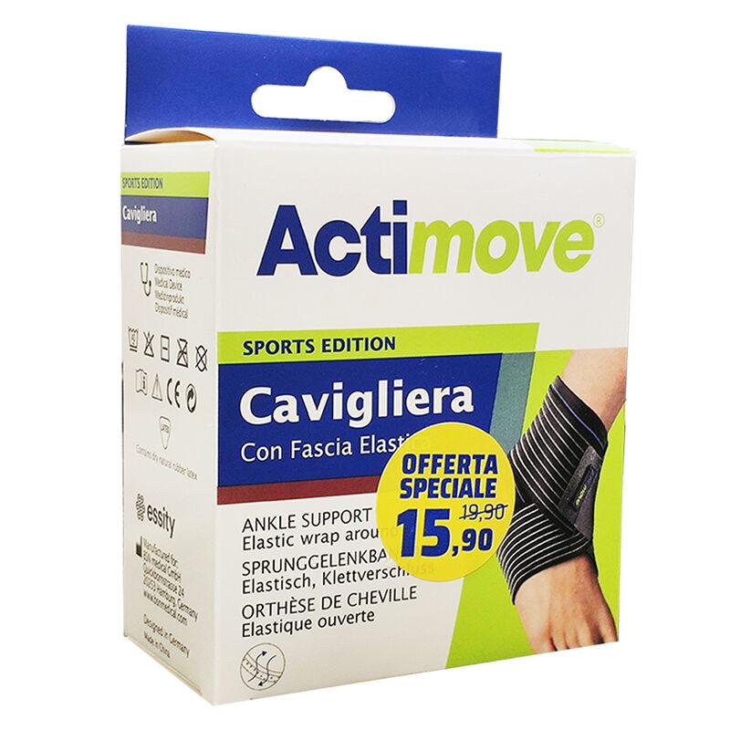essity italy spa actimove sports edition cavigliera con fascia elastica m