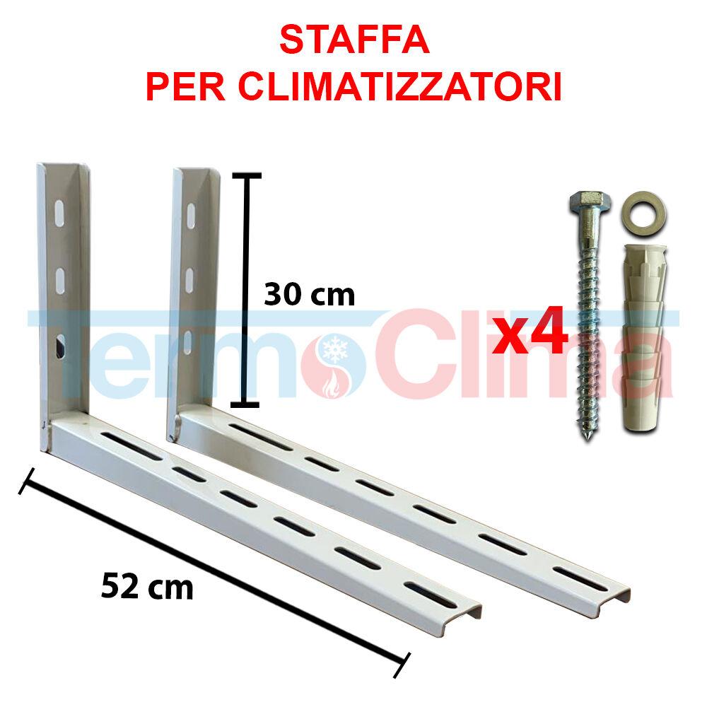 Staffe Staffa Supporto Per Unita Esterna Climatizzatore Condizionatore Modello Italia