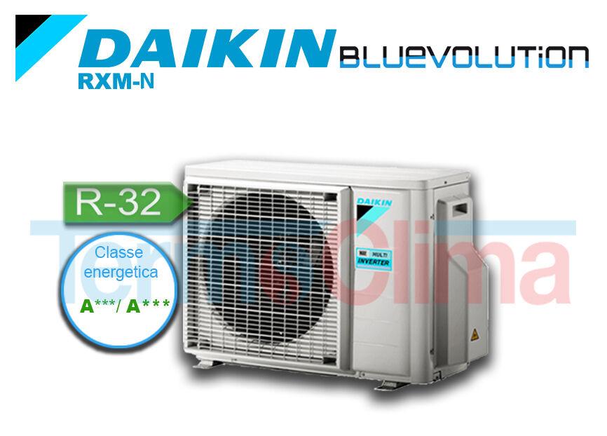 Daikin Unita Esterna Solo Motore Inverter Bluevolution 12000 Btuh Serie N Rxm35n R32 A A Wi Fi Optional