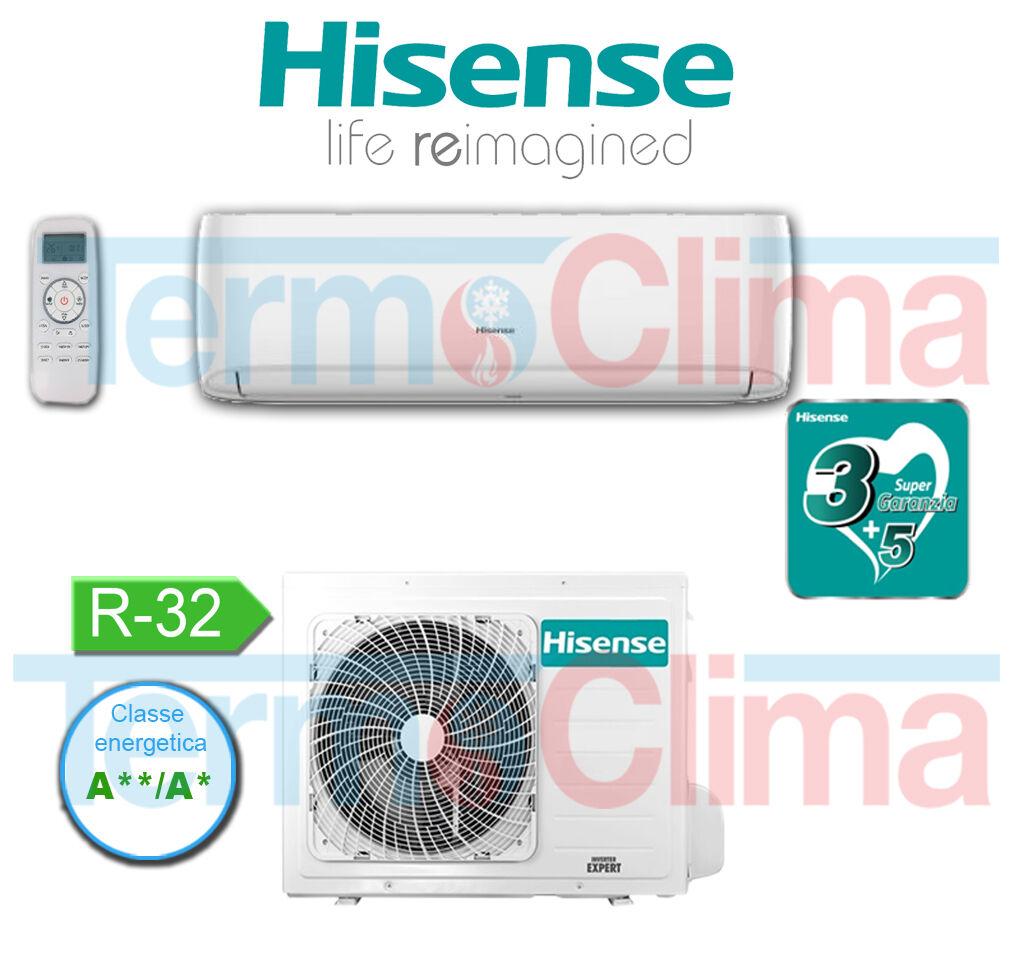 Climatizzatore Condizionatore Mono Split Monosplit Inverter Hisense Easy Smart 9000 Btuh Ca25yr1ag Ca25yr1aw A A R32