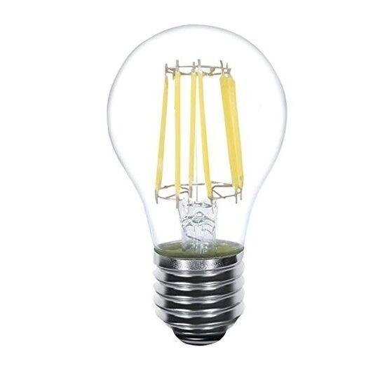 Luci Da Esterno Lampadina a LED dimmerabile a filamento passo E27 bianco caldo consumo 6W resa 60W