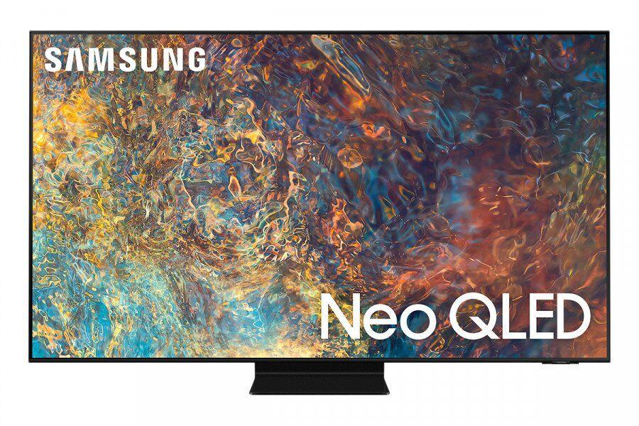 Samsung 55 4 k neo qled serie qn95a 2021 Tv led / oled Tv - video - fotografia