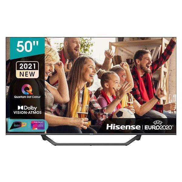 Hisense tv qled uhd 4k 50 50a7gq smart tv vidaa u Tv led / oled Tv - video - fotografia