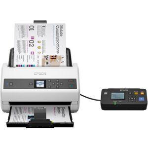 Epson scanner workforce ds-970n 600dpi 16bit/8bit color usb 3.0  in Computers - server - workstation Informatica