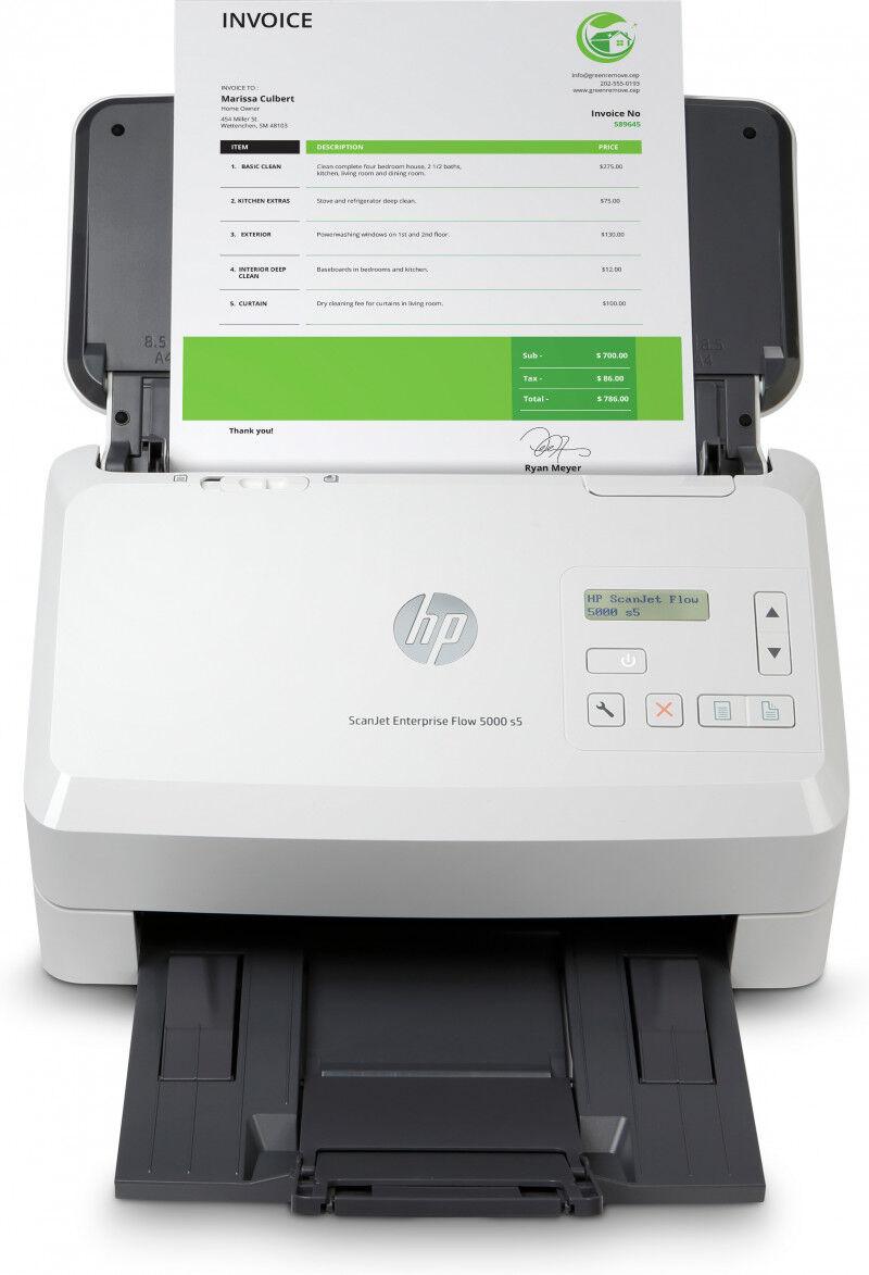HP scanjet enterprise flow 5000 s5 Stampanti - plotter - multifunzioni Informatica