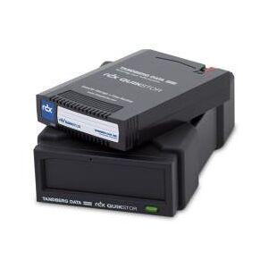 Tandberg kit dispositivo esterno rdx usb3+ autoalimentato con cartuccia backup 1tb (supporto windows backup e apple time machine) Consoles games Console, giochi & giocattoli