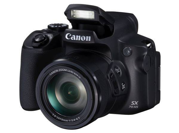 Canon powershot sx70 hs Fotocamere digitali Tv - video - fotografia