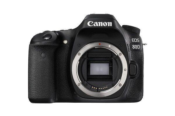 Canon eos 80d body Videoproiettori Tv - video - fotografia