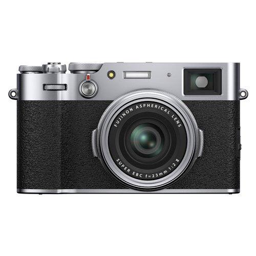 Fujifilm x100v silver Forocamere digitali mirrorless Tv - video - fotografia