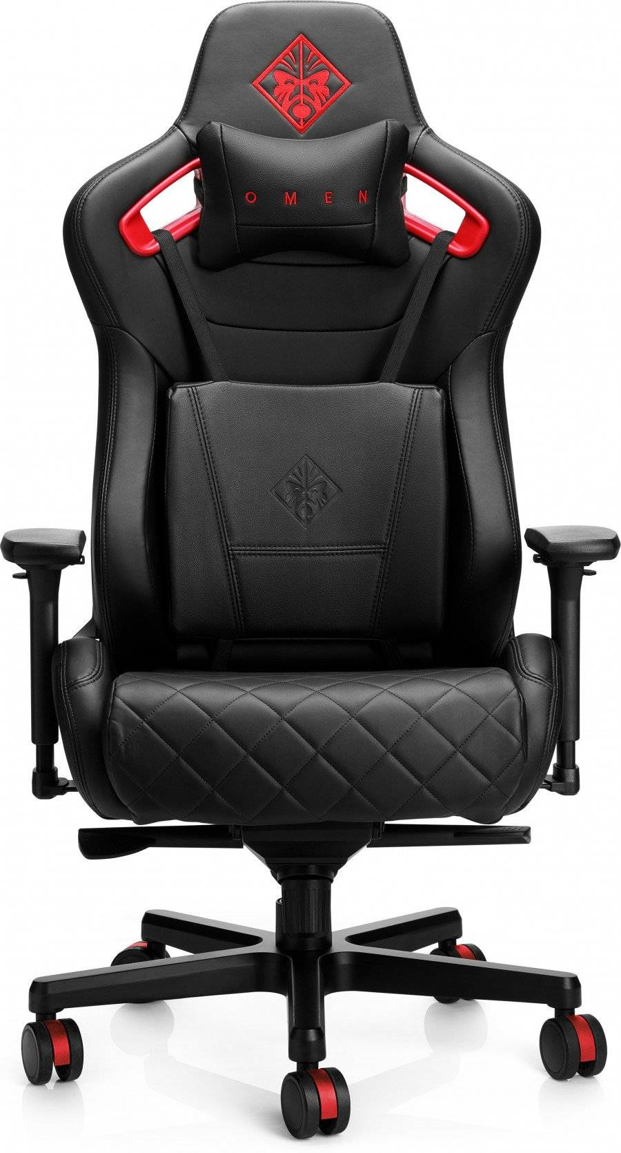 HP OMEN by HP Citadel Gaming Chair Sedie gaming Console, giochi & giocattoli