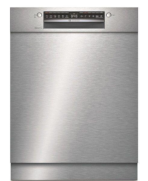Bosch smu4has48e lavast 13cp 60cm d inox homeconnect lavastoviglie 60 cm Lavastoviglie Elettrodomestici