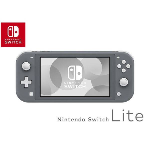 Nintendo switch lite grey new Incasso Elettrodomestici