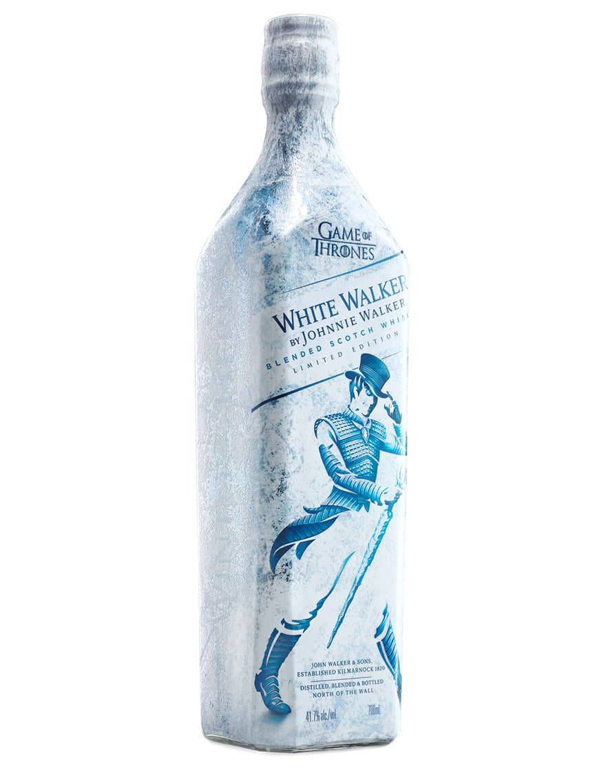 Game of Thrones White Walker by Johnnie Walker Blended Scotch Whisky Limited Edition Game of Th