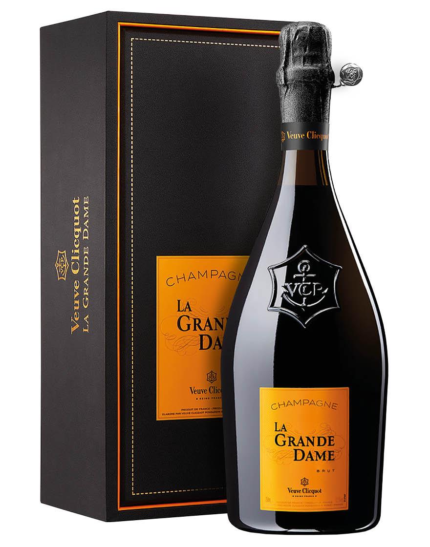 Veuve Clicquot Champagne Brut AOC La Grande Dame Veuve Clicquot 2008 0,75 ℓ, Cofanetto in cart