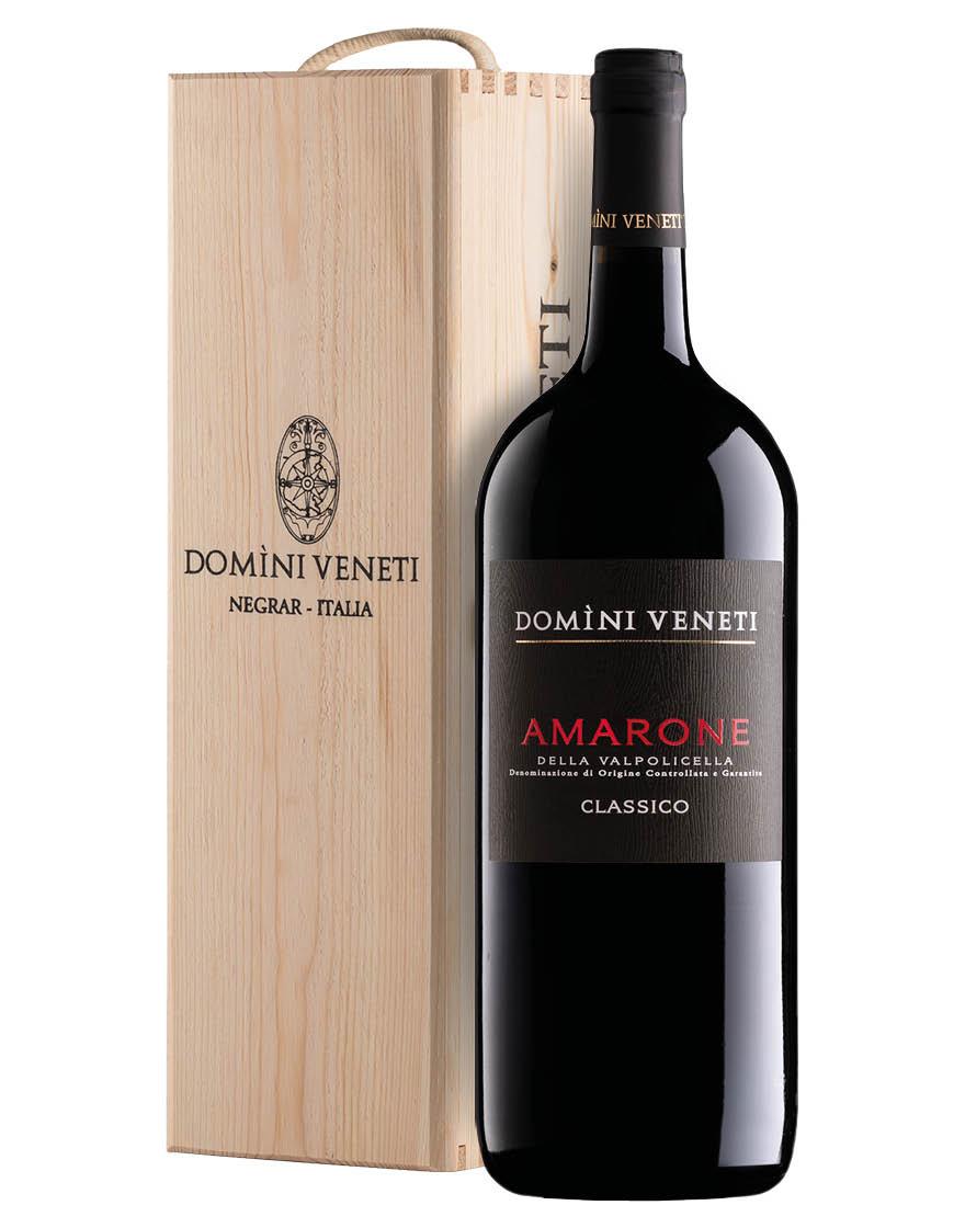Domini Veneti Amarone della Valpolicella Classico DOCG Domini Veneti 2015 Magnum 1,5 ℓ, Casse