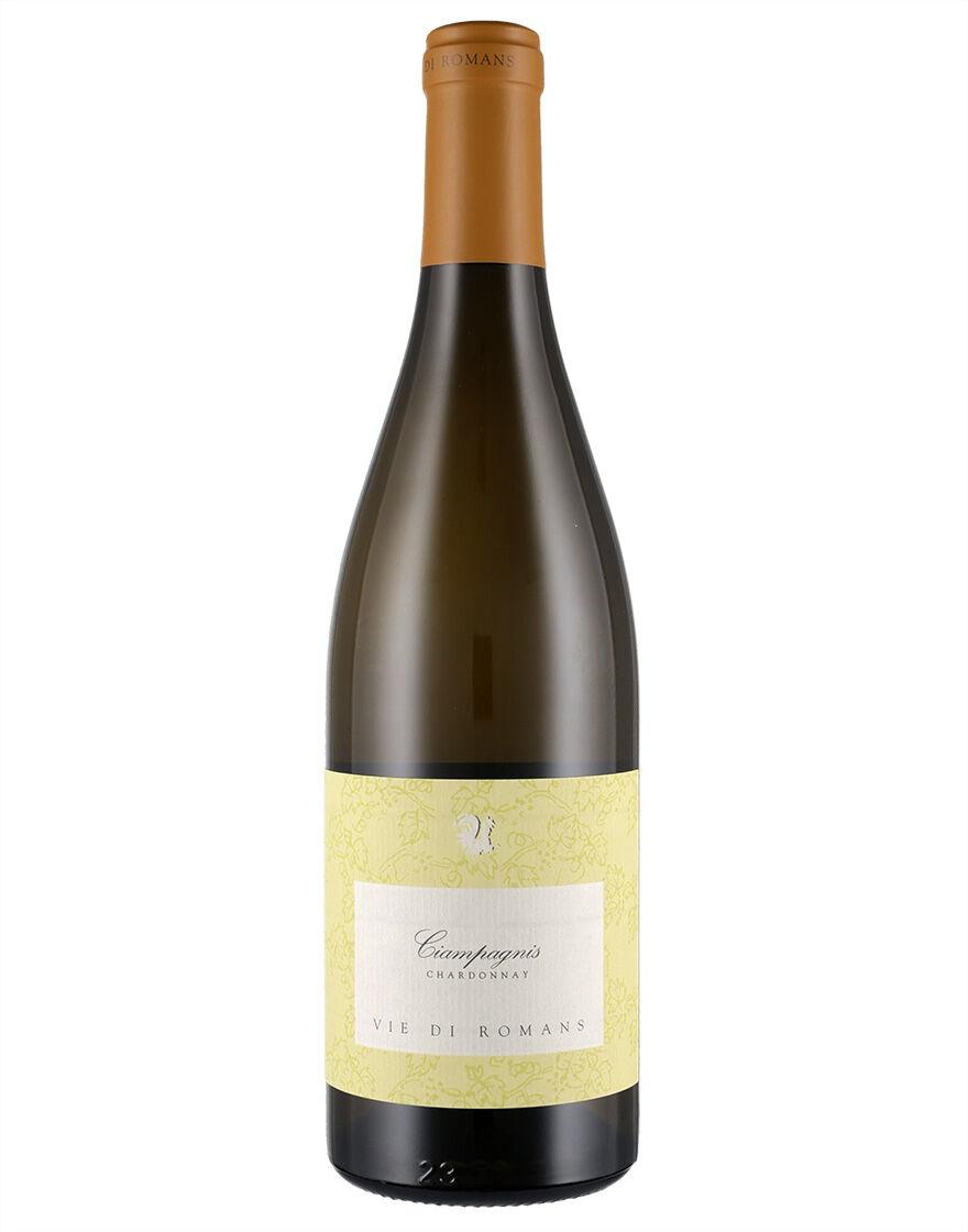 Vie di Romans Friuli Isonzo Rive Alte Chardonnay DOC Ciampagnis Vie di Romans 2018 0,75 ℓ